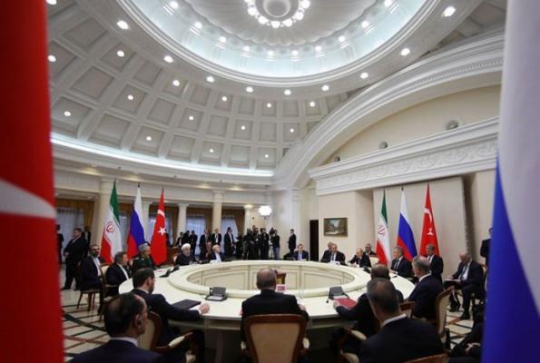بیانیه پایانی نشست سوچی؛ روسیه، ایران و ترکیه به چه توافقاتی درباره سوریه دست یافتند؟