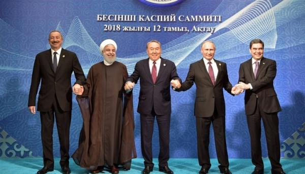 Five Countries Reach Deal on Caspian Sea