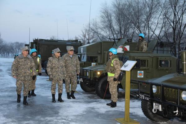 Kazakhstan to send second military unit to UN peacekeeping mission in Lebanon