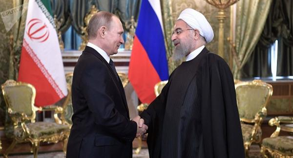 Gas and De-Dollarization: US Sanctions Drew Russia, Iran Together