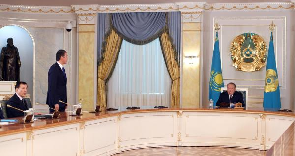 Kazakhstan: Capital's mayor moved to head presidential administration