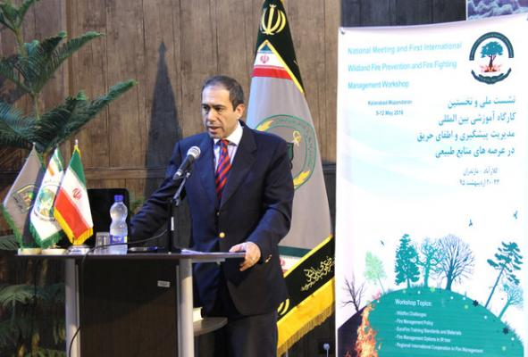 FAO assists Iran to improve aquatic genetic resources IIKSS- FAO Representative to Iran and the Head of Iran Fishery Organization (SHILAT) has signed a project agreement to improve genetic resources o