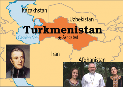 A Ray of Hope from Turkmenistan
