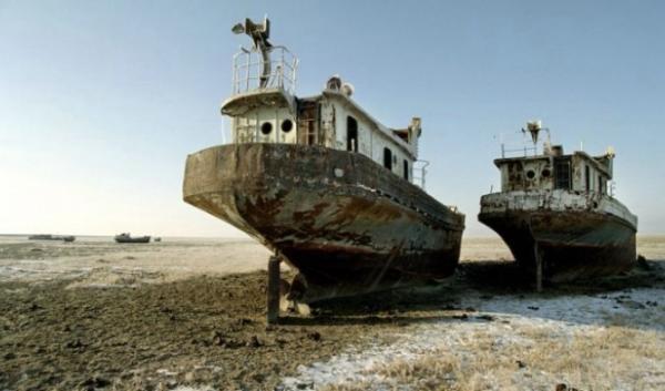 Туркменистан нацелен на борьбу с последствиями Аральского кризиса