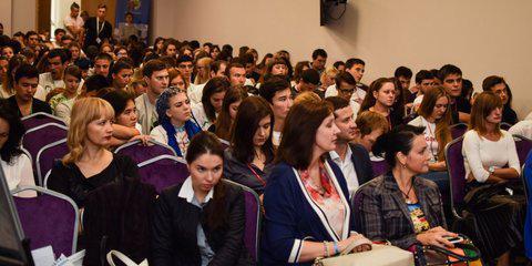 Астрахань становится площадкой для общения молодёжи