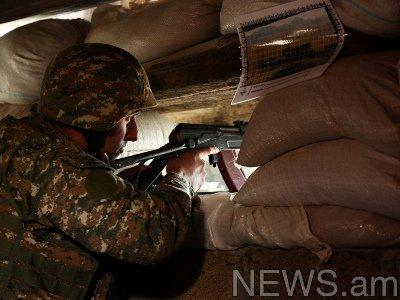Karabakh MOD: Azerbaijan violated ceasefire 170 times in passing week