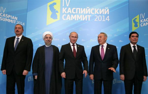 Caspian agreement: Many issues still to be settled