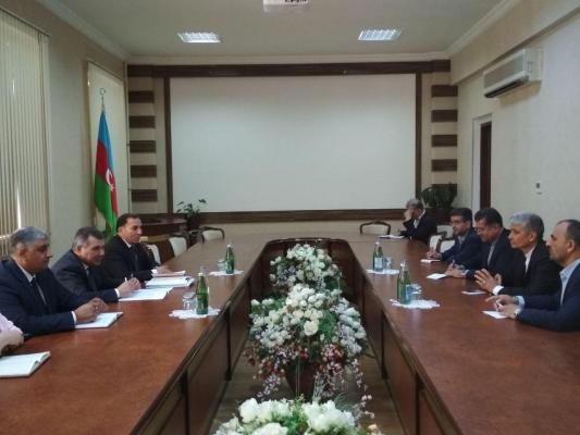 باکو خواستار توسعه همکاری با ایران در بخش کشاورزی است