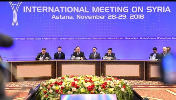 Astana talks bring together Iran, Russia, Turkey