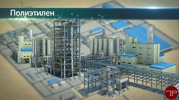 Оборудование для газохимического комплекса