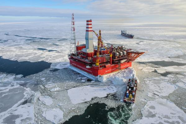 Технология российских геологов снизит риски поискового бурения на шельфе в Арктике на 30%