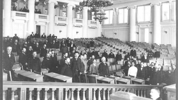 تاریخچه دوماي روسيه