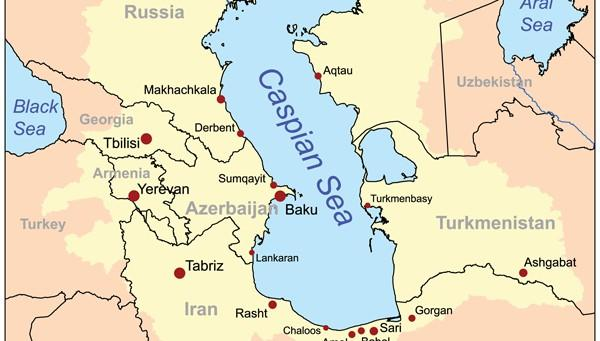 Caspian Sea pact seen boosting regional energy cooperation