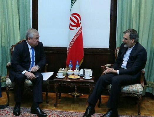 دیپلماتهای ایران، روسیه، چین و آلمان در تهران دیدار کردند
