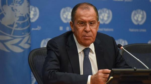 Russian FM Lavrov: Delivery of S-300 to Syria regime has begun