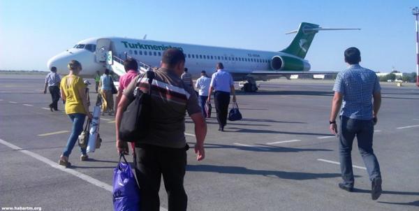 ممنوعیت پرواز هواپیماهای شرکت ملی هواپیمایی ترکمنستان به اتحادیه اروپا