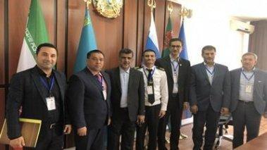 بیست و یکمین اجلاس اتحادیه دانشگاه های دولتی حاشیه خزر برگزار شد