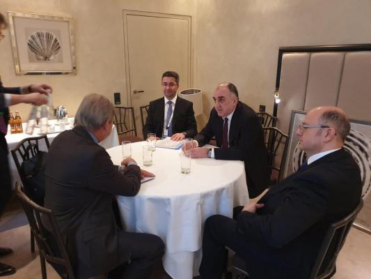 آذربایجان و اتحادیه اروپا در مورد همکاری مشترک گفت و گو کردند