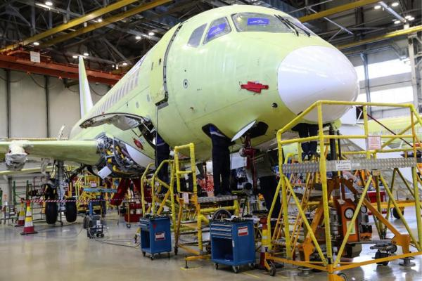 Iranian Plan To Spend $2B On Russian Passenger Jets Collapses Due To U.S. Sanctions