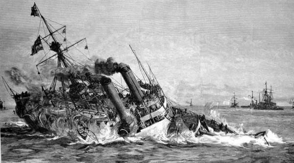 Великие кораблекрушения прошлого на Каспии - Истории кораблекрушений XVI века