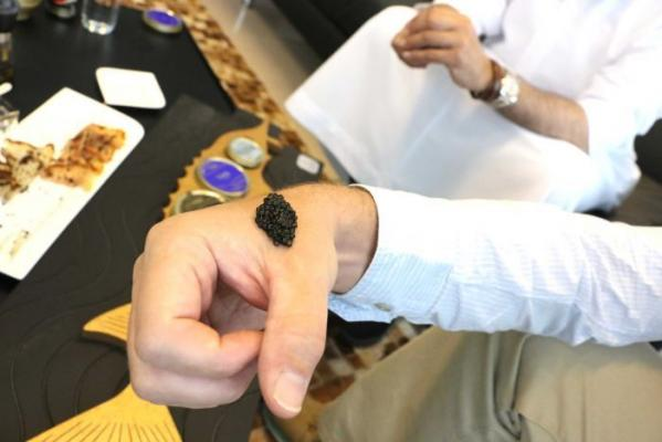 UAE is home to the world's largest caviar factory