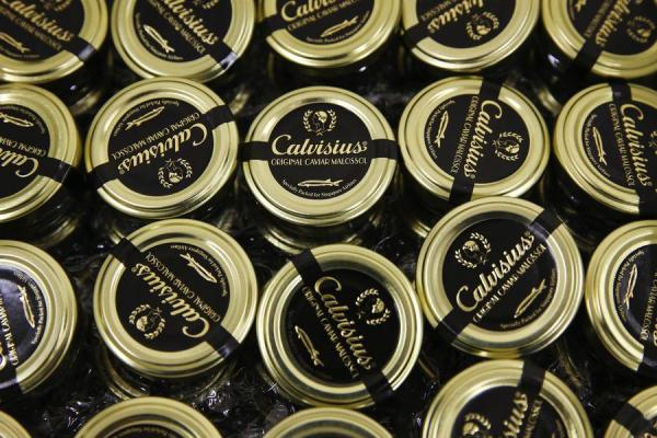 Emirates Aquatech eyes caviar exports to EU
