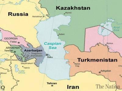 روس نفت اطلاعات لرزه نگاری در دریای خزر را خریداری می کند