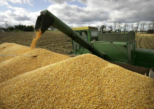 Population growth in other countries to provide demand for Kazakh grain