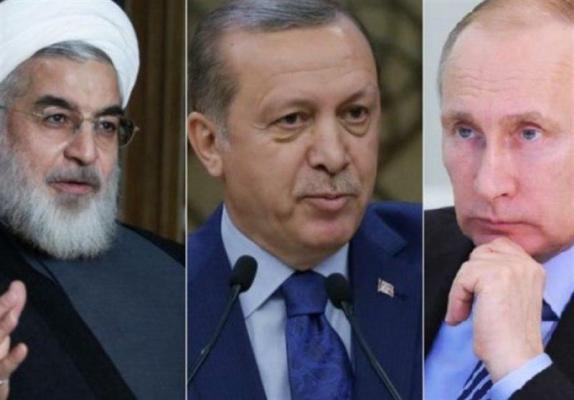 اهمیت مذاکرات ۳ جانبه روسیه، ایران و ترکیه پس از نابودی داعش