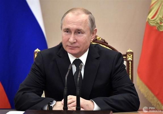 پوتین: تقویت توان نظامی روسیه صرفا جنبه تدافعی دارد
