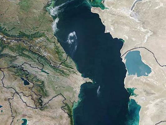 Turkmenistan holding environmental monitoring of oil companies in Caspian Sea