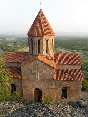 Georgian Churches in Azerbaijan
