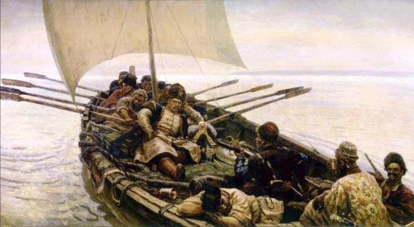 CASPIAN SEA ii. DIPLOMATIC HISTORY IN MODERN TIMES