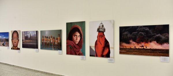 National Geographic Magazine Photo Exhibit Opens in Astana
