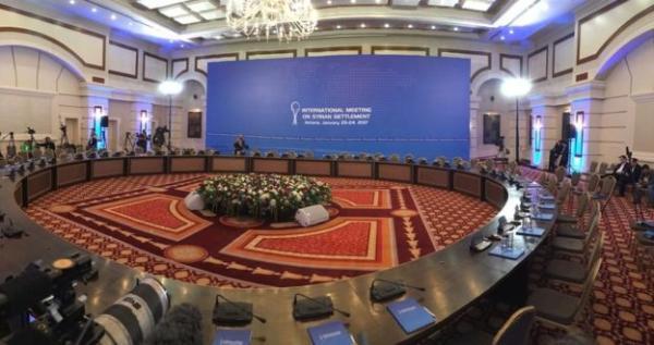 روسیه و ترکیه برای مذاکرات سوری آستانه رایزنی کردند
