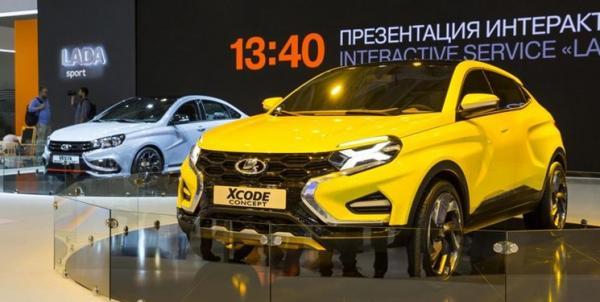 مذاکره خودروساز روسی «آوتوواز» با ایران برای فروش خودرو