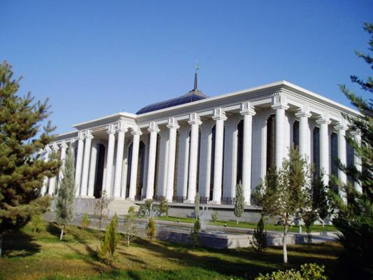 Turkmen parliament ratifies Convention on Legal Status of Caspian Sea