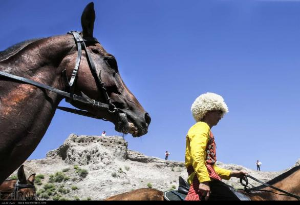 آداب و رسوم مردم ترکمنستان