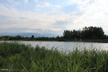 Polroud River in north of Iran