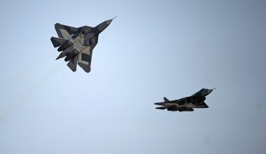 Стальные крылья армии России
