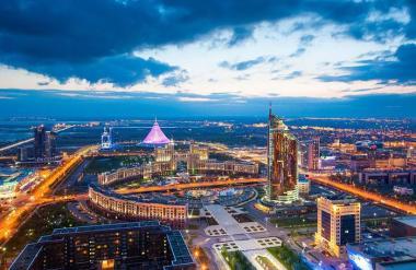 Казахста́н, Астана