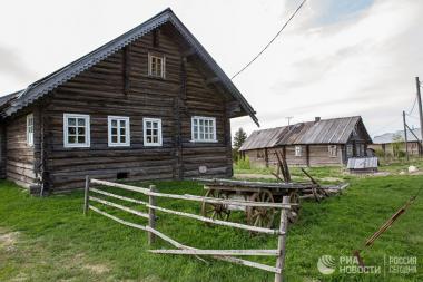 Самая красивая деревня России