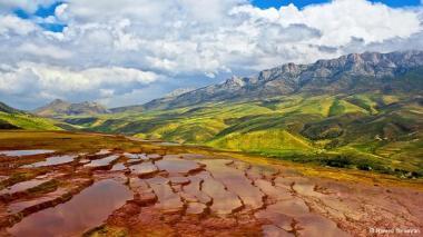 طبیعت مازندران, گردشگری و اماکن دیدنی