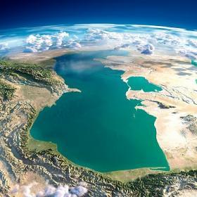 سهم ایران از دریای خزر...