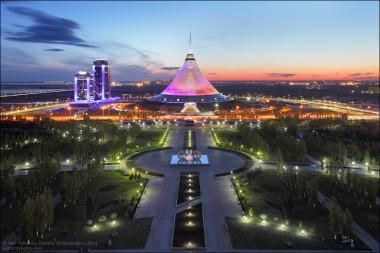 مستند کوتاه معرفی کشور قزاقستان