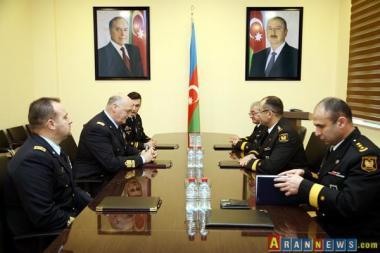 برگزاری اجلاس فرماندهان مرزبانی ایران، جمهوری آذربایجان و روسیه