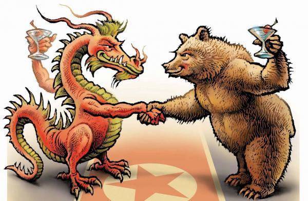 کشورهای دوست و دشمن روسیه؟!!