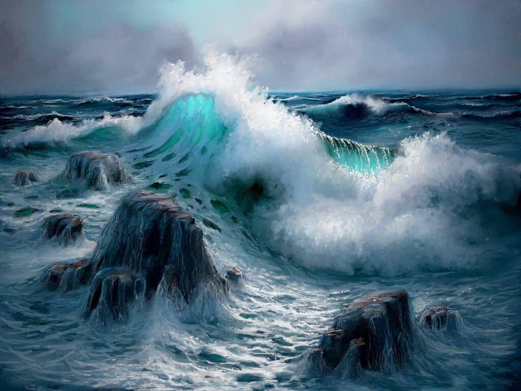 دریای شب های قدر